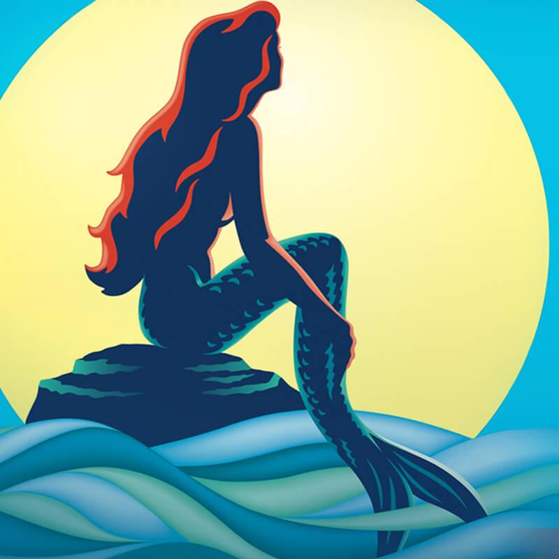 Disneys The Little Mermaid Orlando Rep