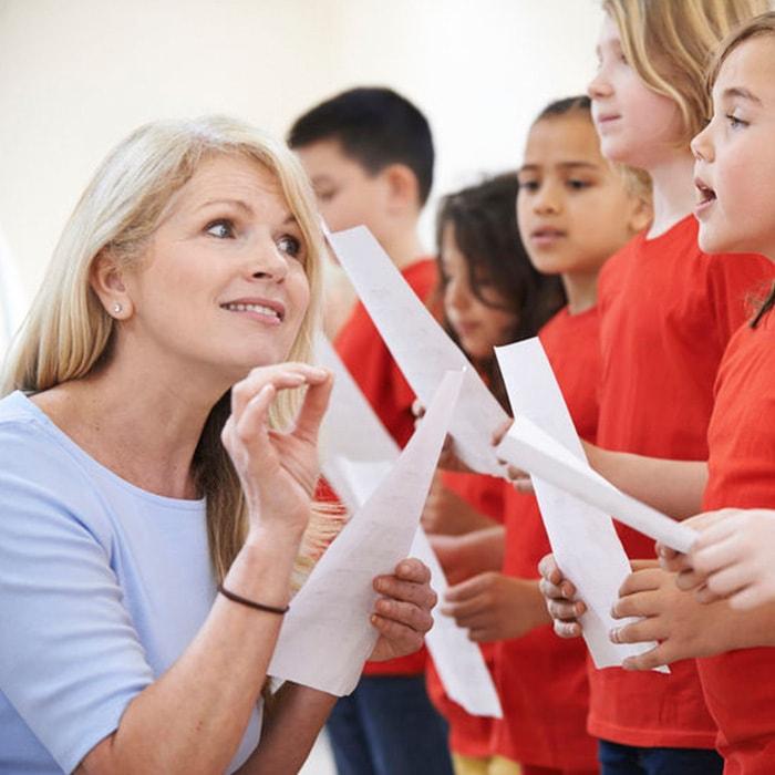 Community Engagement for Teachers