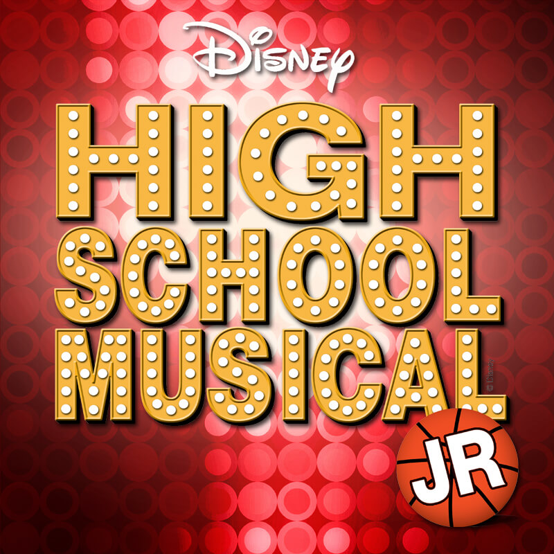Image result for high school musical jr graphic