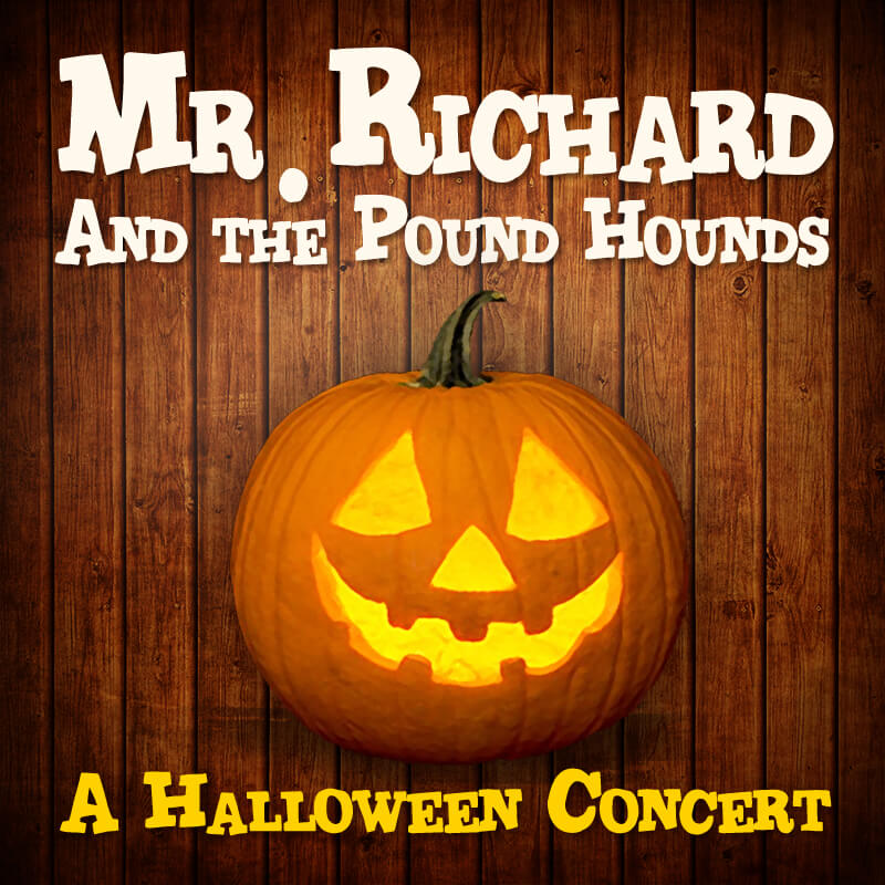 Halloween Concerts Orlando 2020 Mr. Richard & The Pound Hounds | A Halloween Concert | Orlando REP