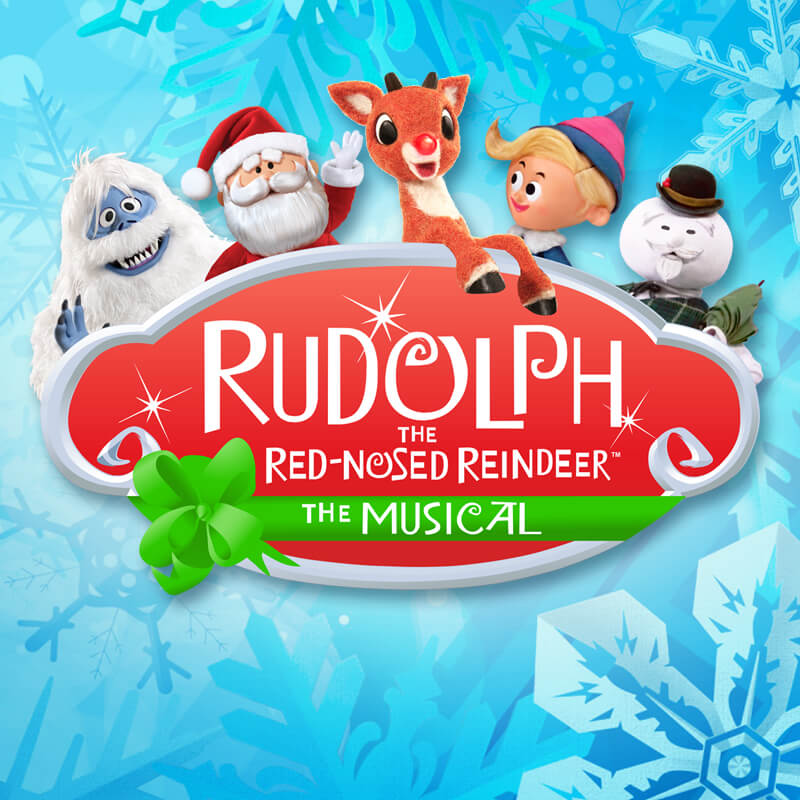 Rudolph The Red-Nosed Reindeer The Musical | Orlando REP