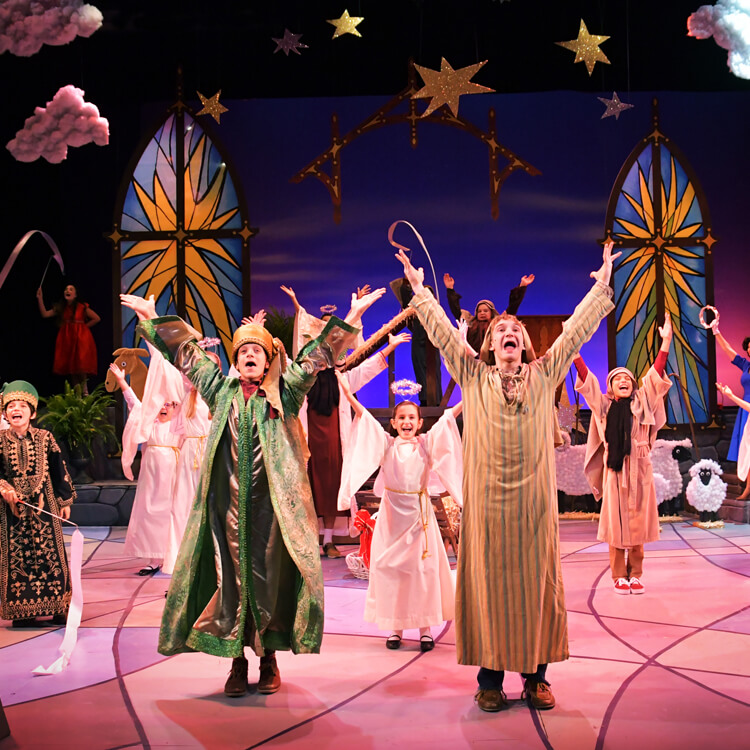 The Best Christmas Pageant Ever: The Musical | Sensory-Friendly ...