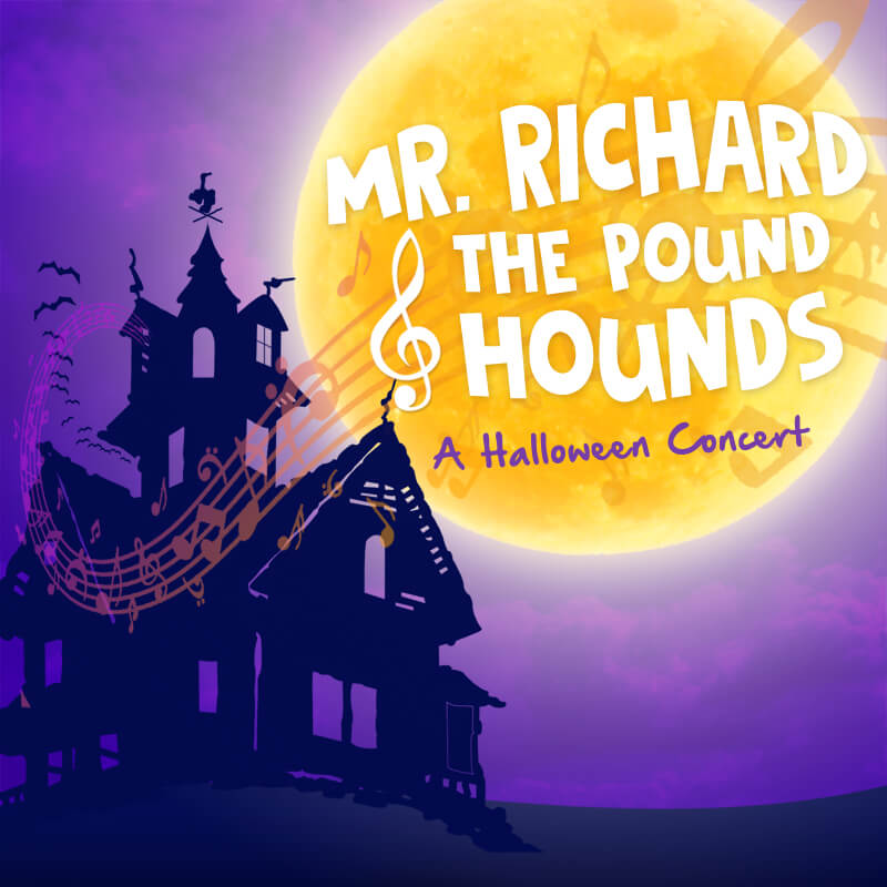 Halloween Concerts Orlando 2020 Mr. Richard & The Pound Hounds: A Halloween Concert | Orlando REP