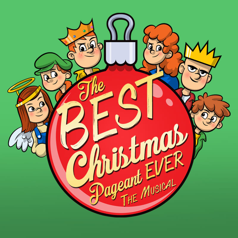the best christmas pageant ever the musical orlando rep - The Best Christmas Pagent Ever