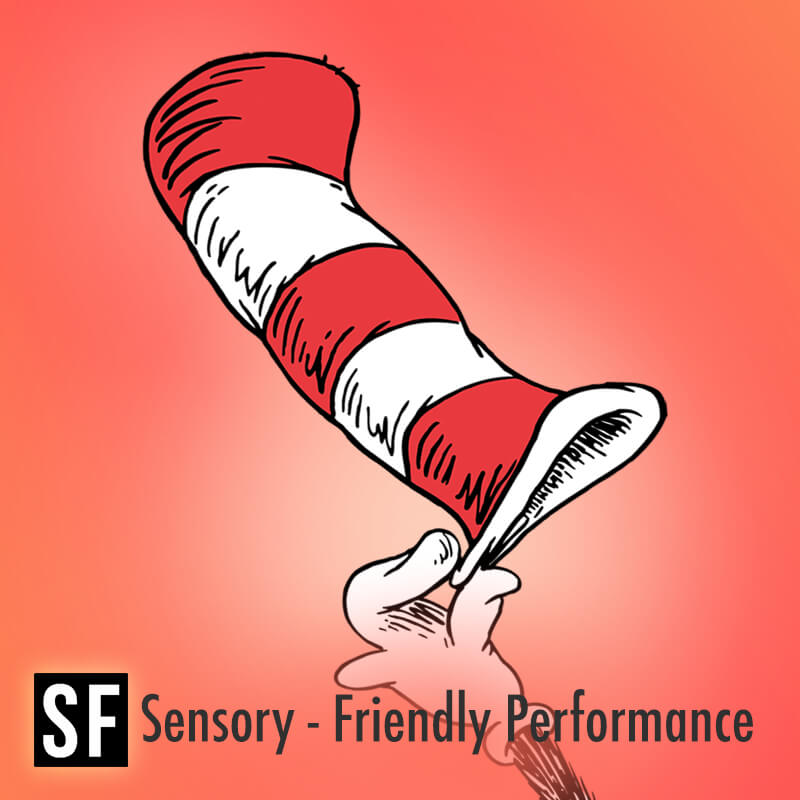 At Art Sensory Friendly Performance Of >> Sensory Friendly Performance Seussical The Musical Orlando Rep