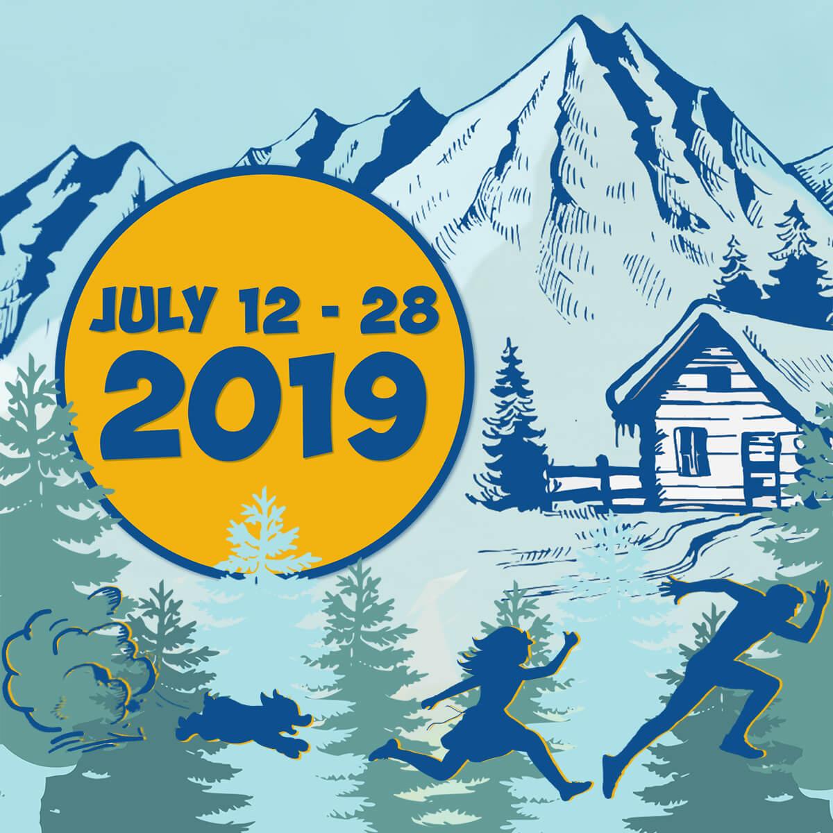 July 12 - 28