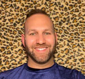 Headshot of Rob Ward